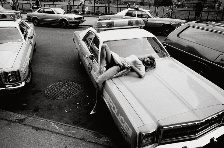 NYC, 1980′s Photo by Miron Zownir,