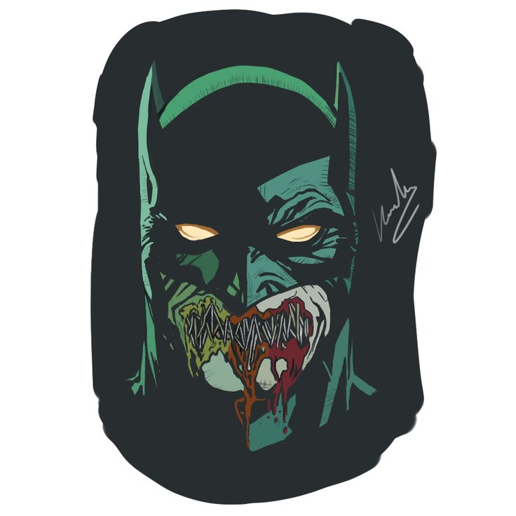 #Batman #zombie  #Drawing #Painting #Draw #Paint #Art #Artistic #Picture #Graphics #Comic #Anime #Manga #DC
