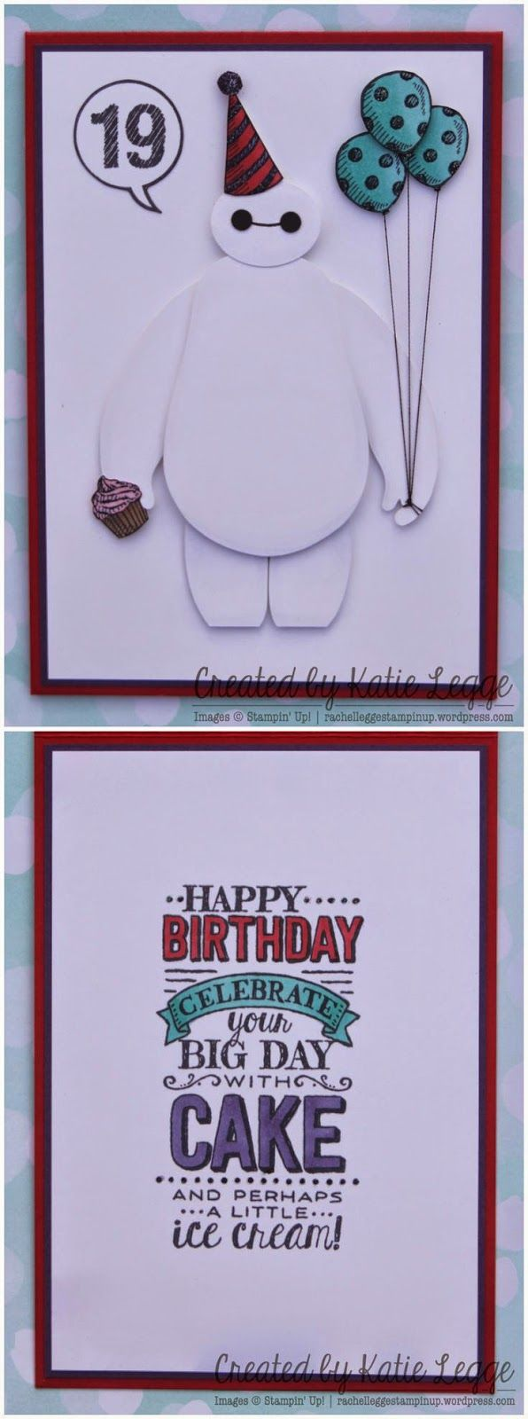 2832 Best Cards Birthday Images On Pinterest Birthdays Handmade