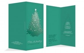 Übrigens: Auch die Textpersonalisierung von Karte und passendem Kuvert ist natürlich möglich, so dass Ihr wirklich nichts mehr handschriftlich einfügen müsst, bevor Ihr die Weihnachtskarte versendet...