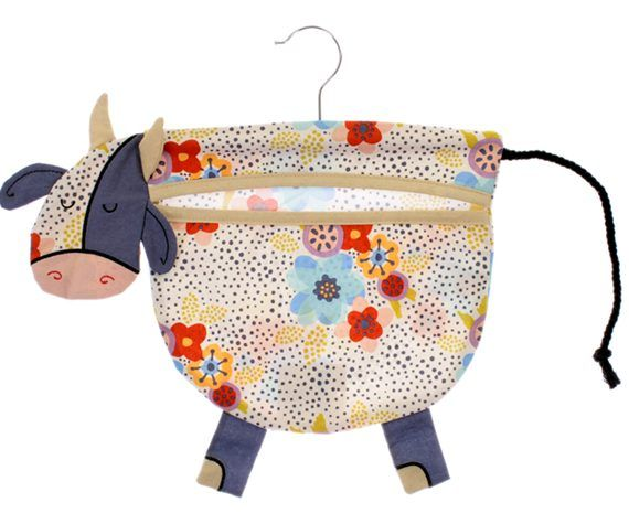 Homeware Cow Peg Bag Accessories