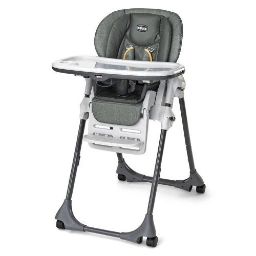Chicco Vinyl Polly High Chair Sedona The Polly Highchairu0027s seven height positions three reclining positions and one-hand tray removal make the Polly the ...  sc 1 st  Pinterest & 41 best Safest High Chairs images on Pinterest | Baby products ... islam-shia.org