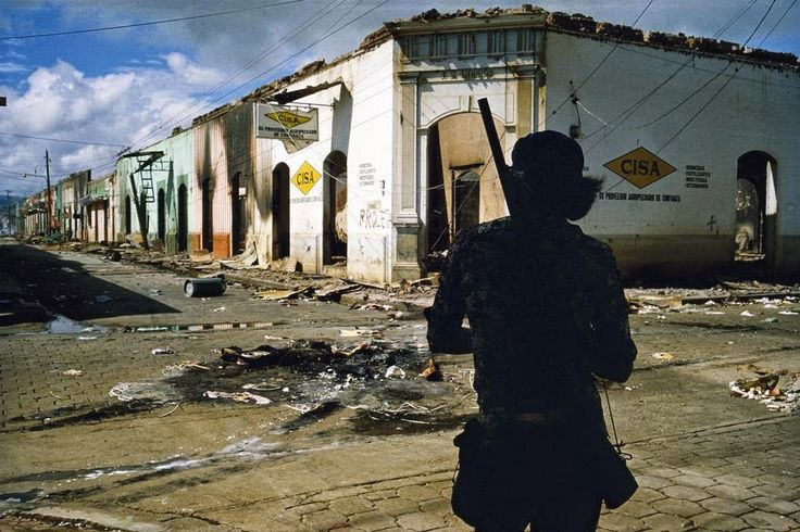Here's a collection of color photographs of everyday life in Nicaragua taken by Susan Meiselas during the Nicaraguan Revolution from 1978 to...