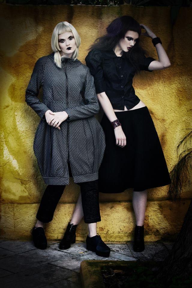 #Fashion #clothes #B38 #MirellaManta #IoliMichalopoulou #winter #shop