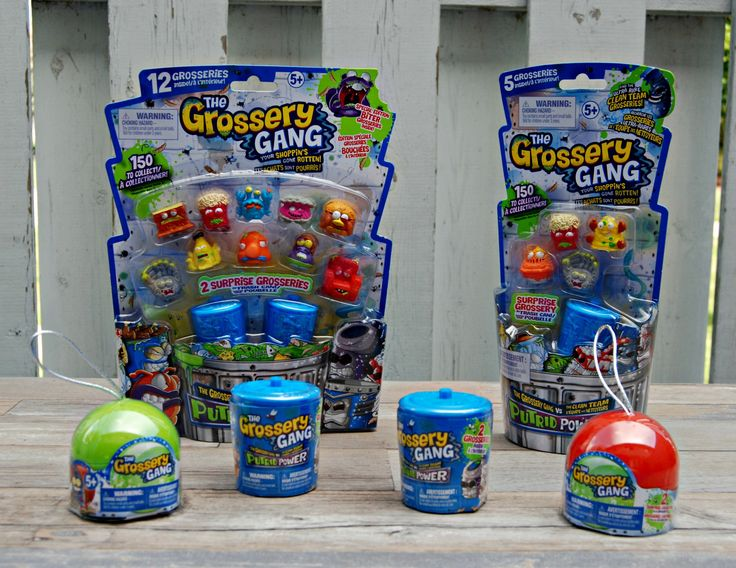 Grossery Gang - Imports Dragon