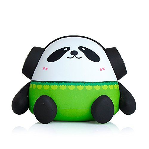 Why You Need a Solocar Panda Portable Charger Today? 1).You have phones and stuff. Sometimes they run out power. That always sucks. Keep it from happening. Boo-yah. 2).It can be a special gift for someone like children, nieces, and cuteness-obsessed girlfriends – all of whom will love... more details available at https://perfect-gifts.bestselleroutlets.com/gifts-for-teens/electronics-gifts-for-teens/product-review-for-solocar-7500mah-cute-external-battery-pack-dual-usb-