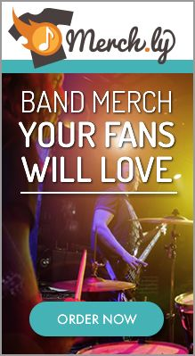 13 merch table basics for bands: how to increase your music sales DIY Musician Blog