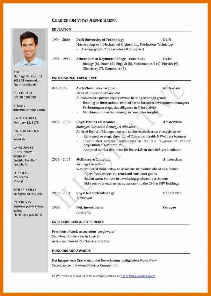 8 Bangladeshi Job Cv Format Pdf Texas Tech Rehab