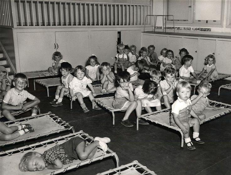Gepps Cross Migrant Hostel baby creche, c.1950 SA