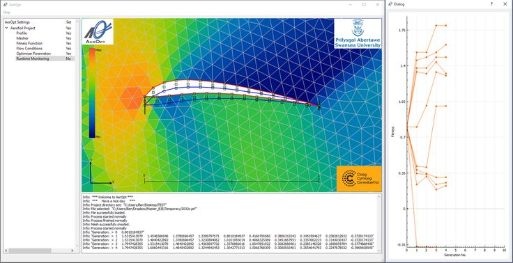 """Dr Ben EvansさんはTwitterを使っています: """"Version 1 of our aerodynamic optimisation tool #AerOpt is available as a free download from: https://t.co/AVsBaFKpGL https://t.co/nxRoQweNDK"""""""