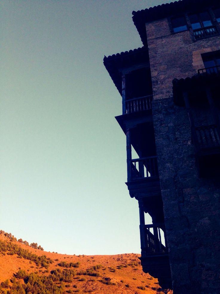 Casas Colgadas en Cuenca