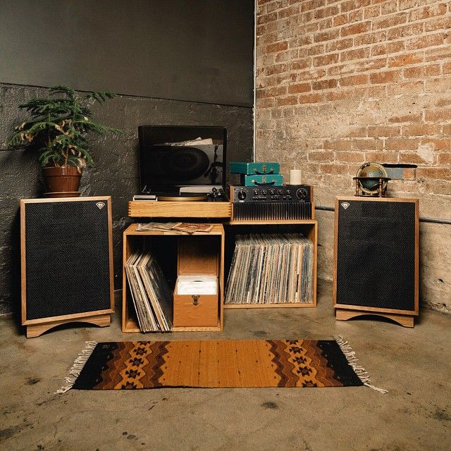 Nothing sounds better than vinyl, especially when played with quality components.
