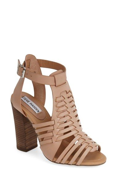 Steve Madden 'Sandrina' Huarache Sandal (Women) available at #Nordstrom