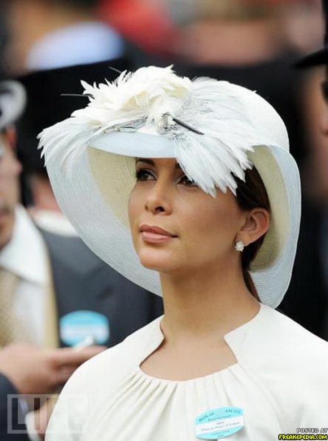 Princess Haya Bint Al Hussein, Jordan