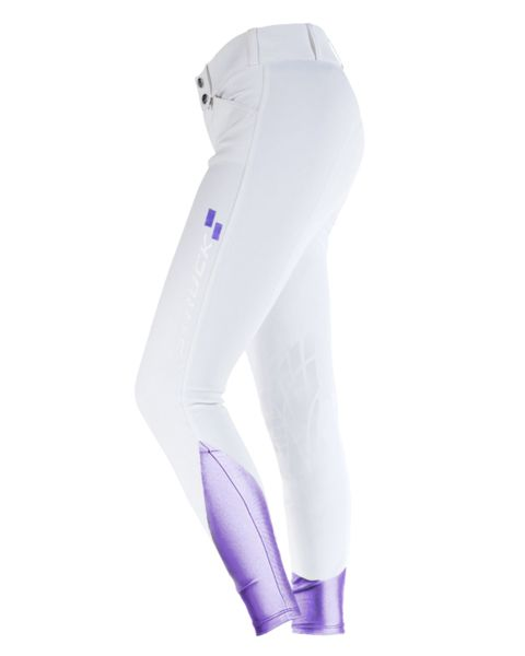 English Tack Shop - Struck Ladies 50 Series Knee Patch Show Breeches, $299.95 (http://www.englishtackshop.com/struck-apparel/)