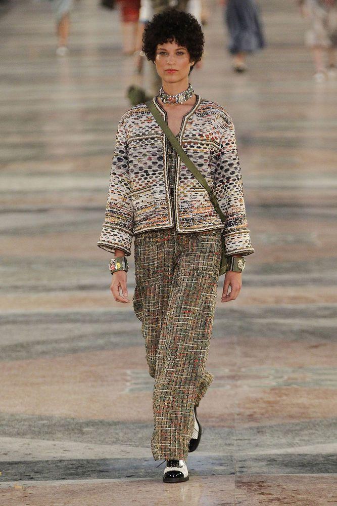 Новый силуэт от Chanel: коллекция весна-лето 2017. Часть 2 - Ярмарка Мастеров - ручная работа, handmade