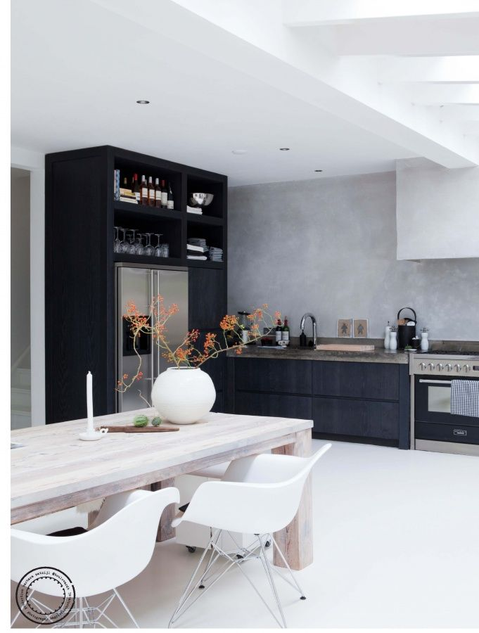 Beautiful spacy kitchen