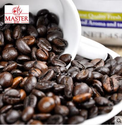 #relax #organic #tea Italian style coffee beans  Coffee Beans Baking charcoal roasted   Original fresh  food slimming coffee weight tea CF03