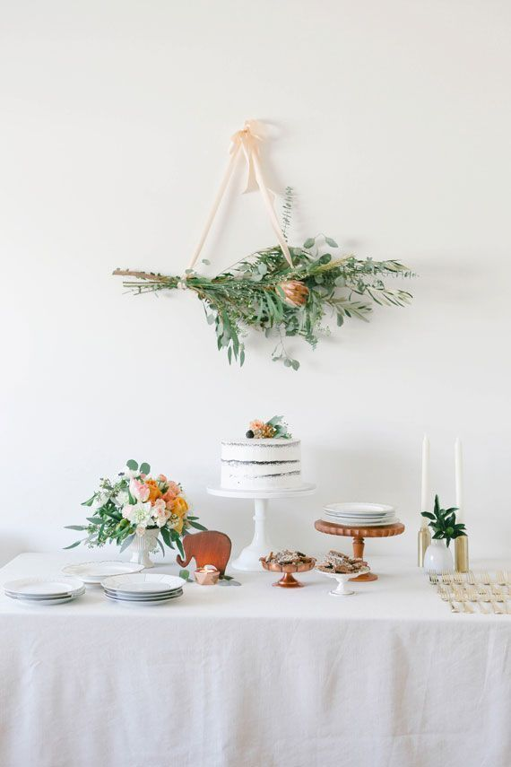 See more images from how to plan a baby shower EVERYONE will like on domino.com