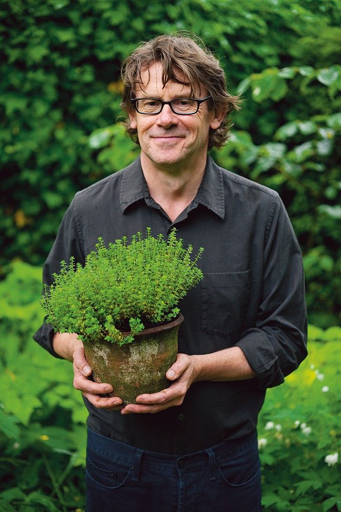 Nigel Slater, Notes from the Larder. Gardenista...The man who inspired this board