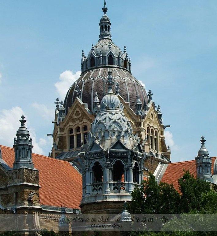Hazai-vidéki-szecessziós építészetünk - Hungary