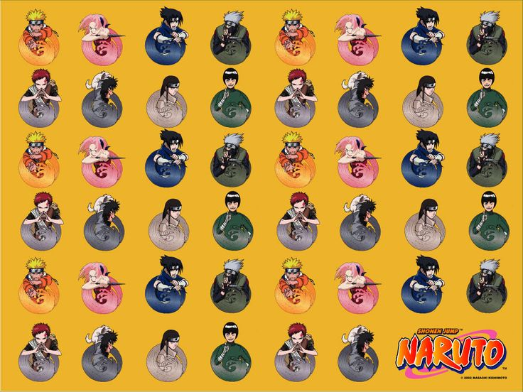 Naruto | Free Desktop Wallpapers