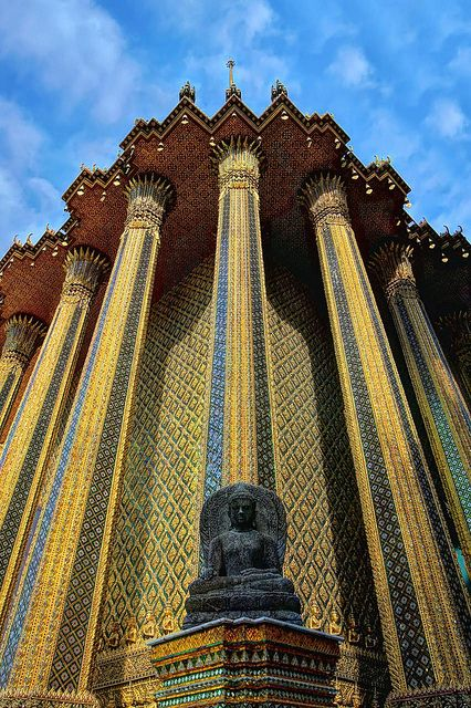 Temple of Emerald Buddha ,Bangkok