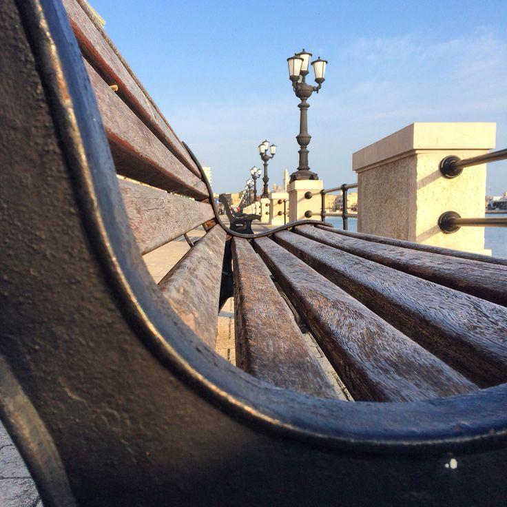 Fughe sul lungomare di Bari