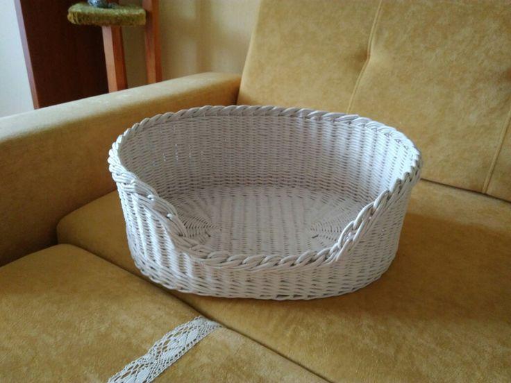 Корзинка для Басюні/ Cat basket / pet furniture