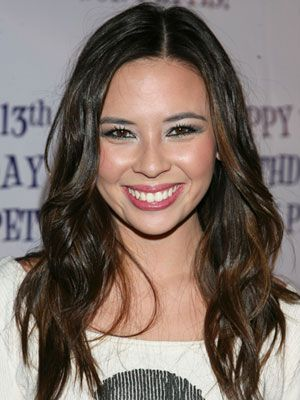 Malese Jow. Love her waves