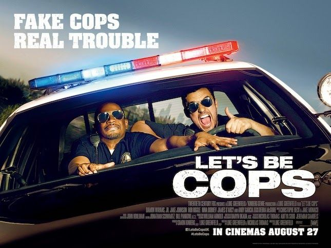 Film and Cinema: ParaReviews: Let's Be Cops