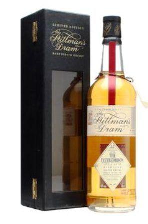 B&R Bevande enoteca Torino - Shop online.  Lo Stillman's Dram è il miglior whisky della distilleria: una riserva di puro malto con un invecchiamento di 22 anni in botti di legno conferisce a questo distillato un aroma pieno e corposo.
