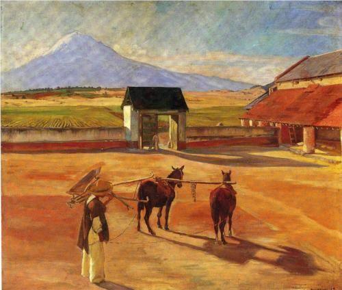 Museo Casa Diego Rivera, Guanajuato, Mexico. (La Era, 1904. Diego Rivera)