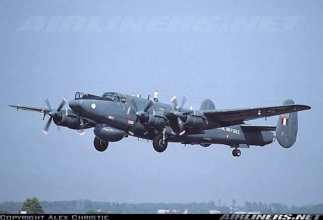 Avro 696 Shackleton AEW2 aircraft picture