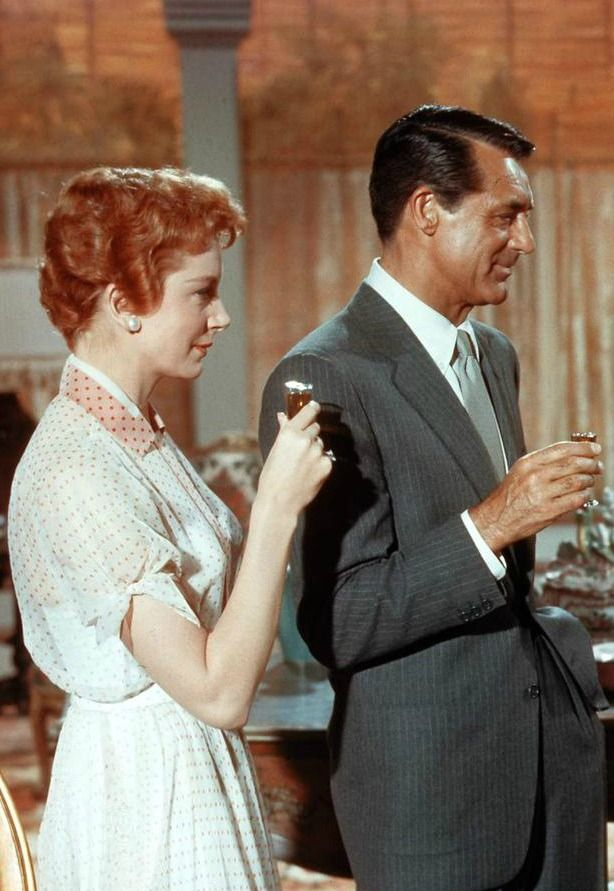 Deborah Kerr and Cary Grant in AN AFFAIR TO REMEMBER (1957)