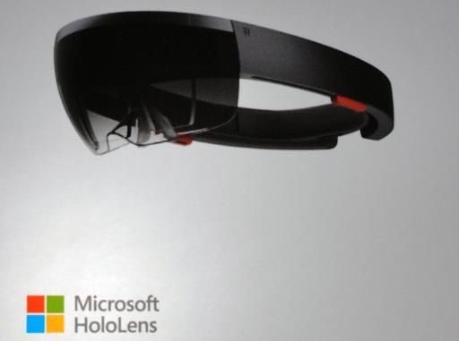 The Era of Holographic Computing Is Here - Microsoft Hololens Goggles,enabled by Windows 10