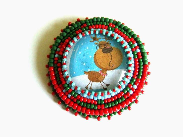 Różany Kącik Dzieł Rąk Własnych: Rudolf powraca :)