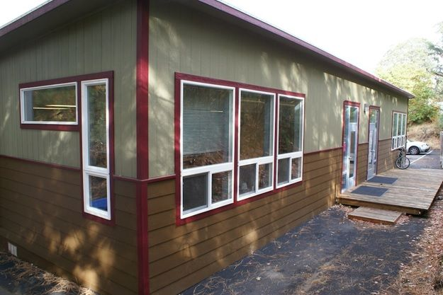 Modular Classroom Portland Oregon ~ Best modular construction education projects images on