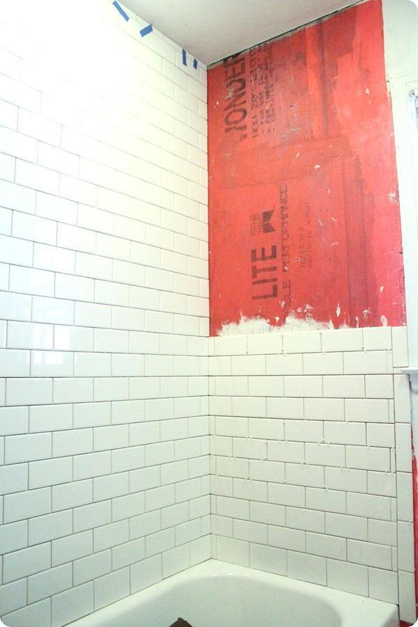 More Click Installing Tub Surround Over Drywall Fiberglass
