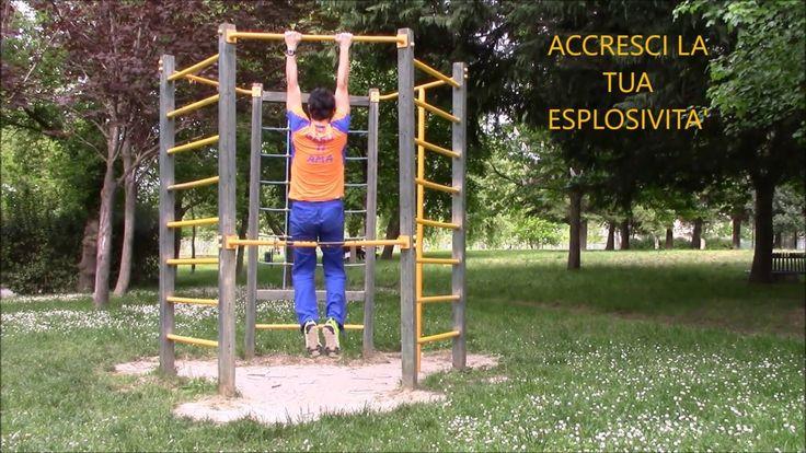 Test di mobilità articolare + kick sit + la corsa del gorilla + squat jump + jacknifes. Una serie di esercizi per migliorare le abilità: + coordinazione + mobilità + agilità + potenza + velocità + esplosività + equilibrio + resistenza cardiaca + resistenza muscolare + propriocezione Allenamento funzionale con il personal trainer Stefano Grifa