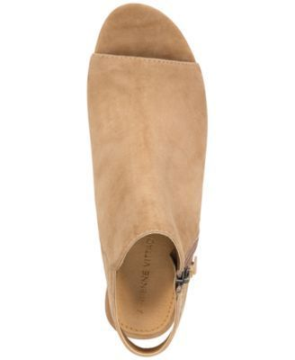 Adrienne Vittadini Phyre Shoes - Tan/Beige 8.5M