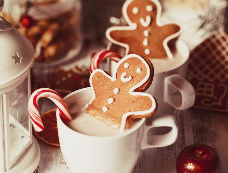 Petits bonhommes de pain d'épices, à croquer pour Noël