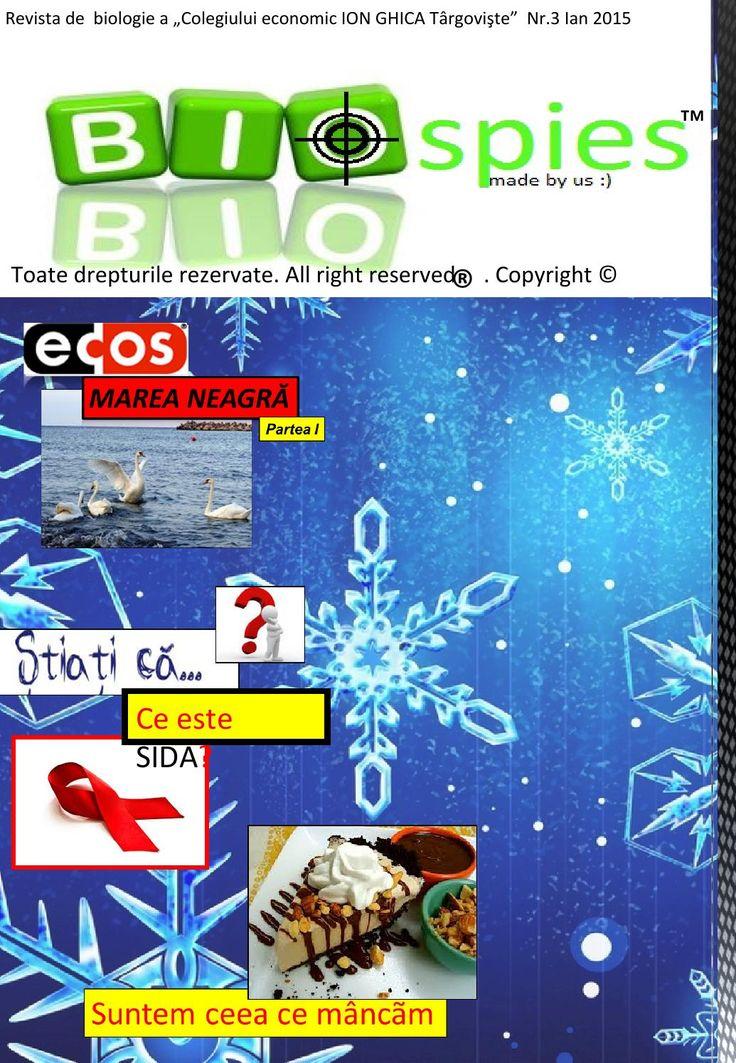 Revista de biologie nr 3