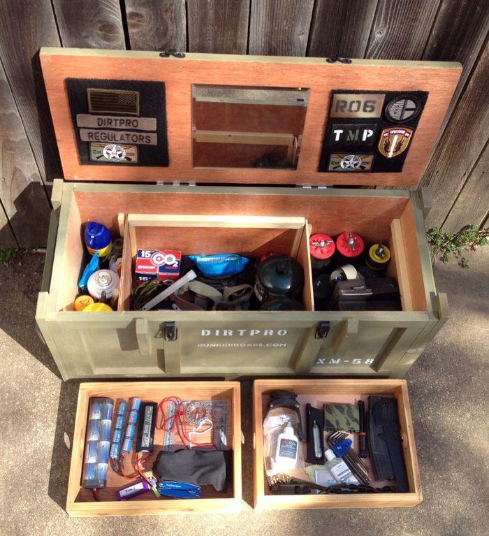 The Milsim Modular Crate System | Popular Airsoft
