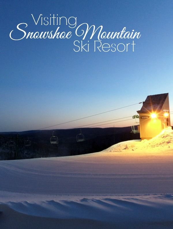 Visiting Snowshoe Mountain Ski Resort is an ideal getaway for skiers and snowboarders, foodies and the adventurist all in a family friendly setting in the mountains of West Virginia.