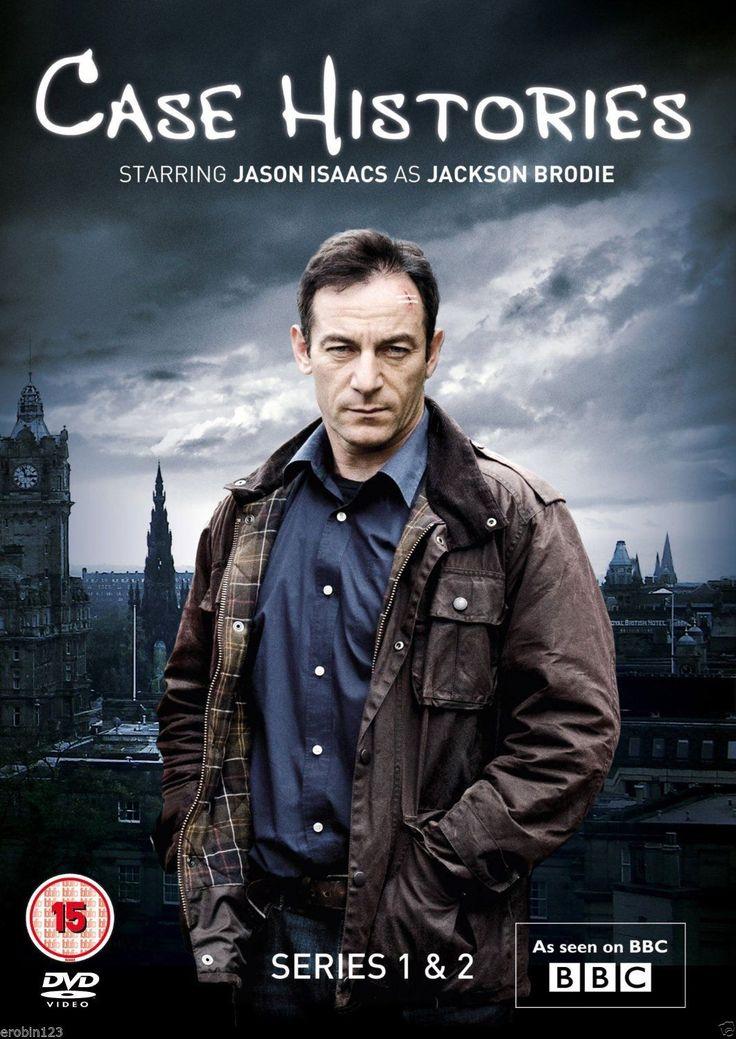 Case Histories Series 1 2 Complete Box Set DVD Region 2 PAL Jason Isaacs New | eBay