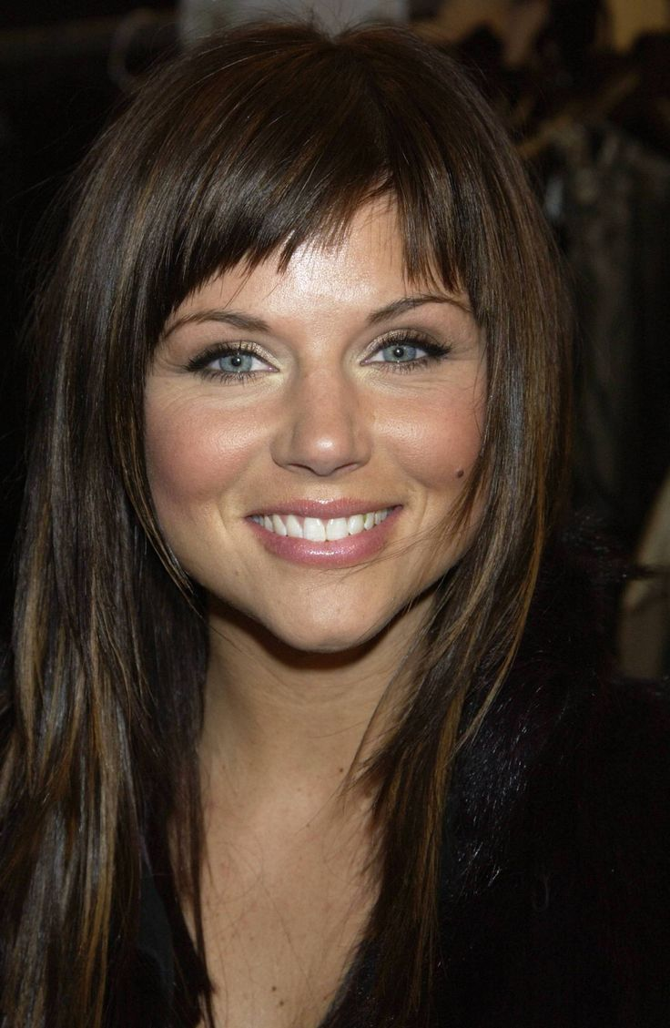 Tiffani Thiessen Hairstyles | Fade Haircut
