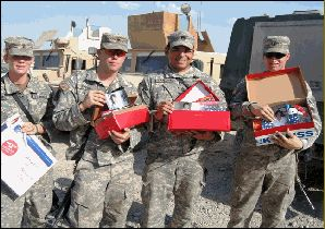 memorial day care packages