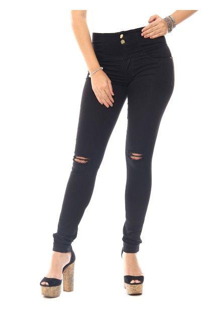 Calça Jeans Feminina: Flare, Legging, Skinny e mais | Sawary