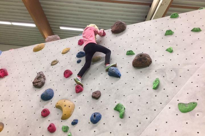 The Rock Boulderhalle